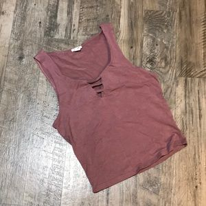 Women's Garage Tank Top